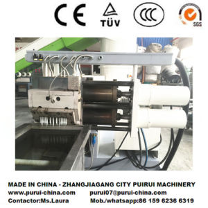 Pelletizing Machine for Recycling Medical Film (PP+TPE) pictures & photos