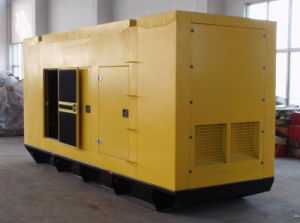 250KVA Silent Diesel Generating Set/Generator (HF200C2) pictures & photos