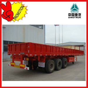 Side Wall Cargo Trailer for Truck Trailer