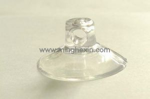 Transparent Rubber Suction Cup with ISO SGS