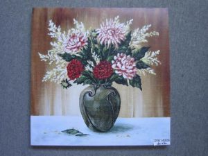 Modern Flower Painting pictures & photos