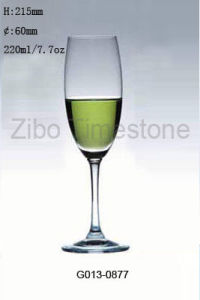Lead-Free Crystal Champagne Glass Cup (TM0130877) pictures & photos