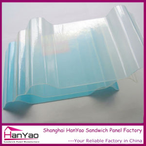Shanghai Supplier Customized Translucent PVC Roof Tile pictures & photos