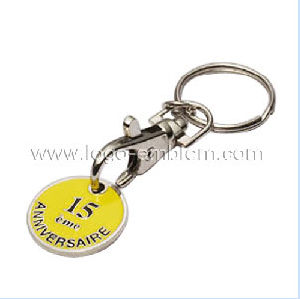 Universal Trolley Coin Keyring Token Promotional Goodie pictures & photos