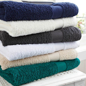 Luxury Long Stapled Egyptian Cotton 16s Terry Towels pictures & photos