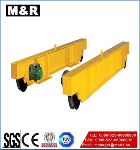 Crane Components End Carriages, Material Handling Equipment Parts pictures & photos