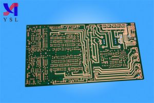 Single-sided PCB (Rosin)