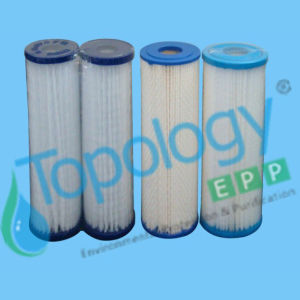 High Water Flow Filter Cartridge with Polypropylene Film pictures & photos
