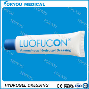 Medical Amorphous Hydrogel Wound Dressing for Burn and Debridement pictures & photos