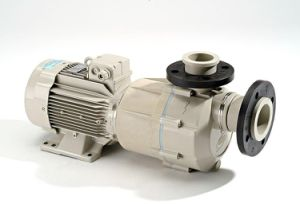 PFA/PP Magnetic Pump Electric (CQF) pictures & photos