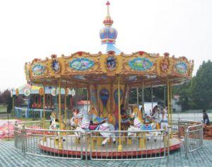Amusement Rides Swing Carousel