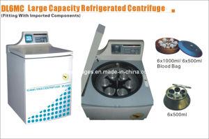 Large Capacity Refrigerated Centrifuge (DL6MC) CE&ISO 13485