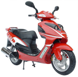 125cc/150ccHUNT EAGLE-III Gas Motorcycle with EEC/COC Aproval (DG-GS822)