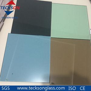 Dark Grey/Euro Grey Safety Laminated Glass pictures & photos