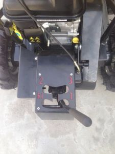 Mini Loader with Front Solve Ant By350 pictures & photos