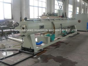 PVC Pipe Production Line/PVC Pipe Extruder Line pictures & photos