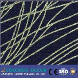 Designed Panel Polyester Fiber Acoustic Board pictures & photos