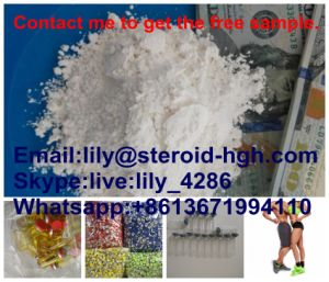 Drostanolone Enanthate Muscle Building Steroid Raw Powder Drostanolone Enanthate pictures & photos