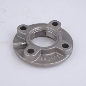 Stainless Steel Flange Cartridge Units, Pillow Block Bearing (SUCFC201-214) pictures & photos