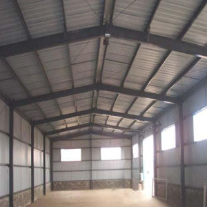 Prefeb Steel Structure Workshop (SSW-017) pictures & photos