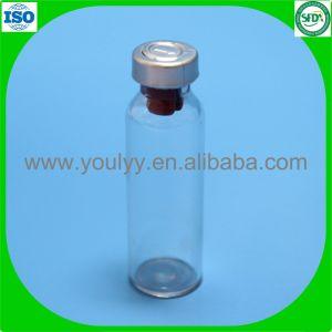 Tubular Glass Vial with Aluminium Cap pictures & photos