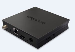 DVB-S2/T2 Combo HD IPTV with LAN+WiFi Streaming Box pictures & photos