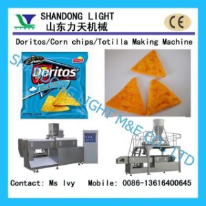 Corn Chips Production Line (LT65, LT70) pictures & photos