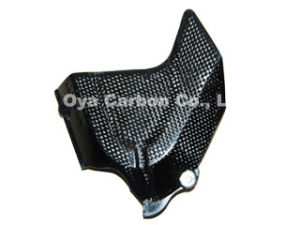 Carbon Fiber Sprocket Cover for Ducati 1098 pictures & photos
