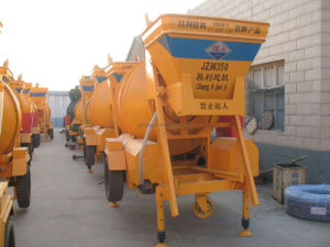 Trustworthy Movable Concrete Mixer (JZM350) pictures & photos