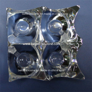 Electroplating UV Coating Plastic Light Cover pictures & photos