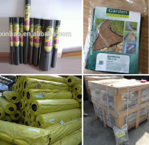 Green Color Ground Cover/Weed Mat/Landscape Fabric/Geotextile Fabric pictures & photos