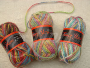 Three Ply Knitting Yarn (JD-8219) pictures & photos