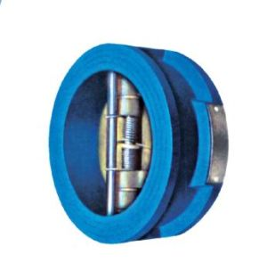 Wafer Butterfly Check Valve pictures & photos