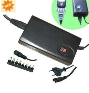 90w Universal Adapter/Adaptor for Laptop With LCD pictures & photos
