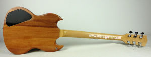 OEM Wholesale Solid Mahogany Sg Style Electrical Guitar for Sale pictures & photos