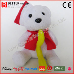 Stuffed Animal Bear for Christmas Day pictures & photos