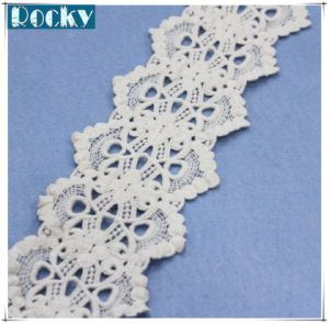 11cm Cotton Lace Trimming for Lady Garment