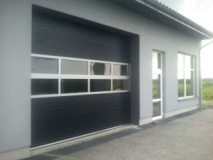 Euro Standard Fire Rated Roller Shutter High Speed Door (Hz-FC02530) pictures & photos