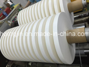 Cotton Paper Stripe for Wire&Cable Shielding pictures & photos