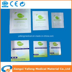 OEM 100% Cotton Compress Sterile Gauze Pad pictures & photos