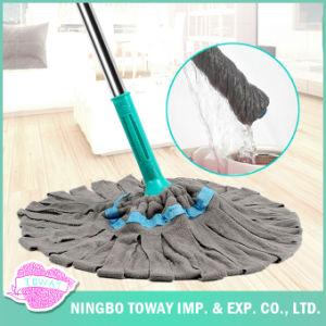 Wipe Floor Super Good World′s Best Cloth Bathroom Mop pictures & photos