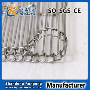 Stainless Steel Flat Flex Wire Mesh Belt for Food Industry pictures & photos
