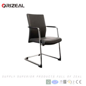 Orizeal Upholstered Leather Guest Seating, Quality Padded Visitor Chair (OZ-OCL013C) pictures & photos