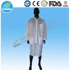 PP Uniform Doctor Coat Lab Coat pictures & photos