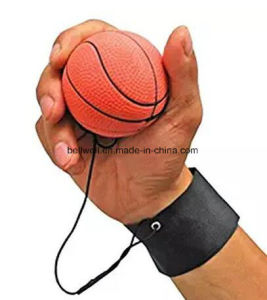 Popular Fitness Stress Ball, Wrist Band Toss and Catch Ball pictures & photos