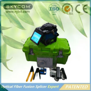 Skycom Fiber Optic Cable Splicing Machine Fusion Splicer pictures & photos