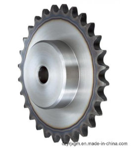 High Quality of Chain Wheel (45#) / Chain Wheel/ Chain Sprocket Wheel/ Transmission Chain/ Roller Chain pictures & photos