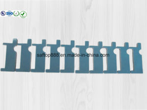 Ultra Thin 8W Silicone Conductive Pad Heat Sink Pad Gap Filler for Router pictures & photos