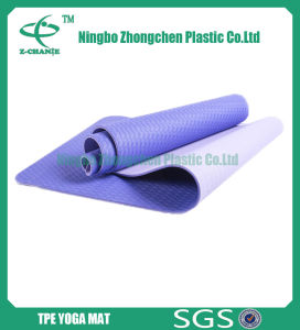 Fitness Eco TPE Yoga Mat Fitness TPE Yoga Mats pictures & photos