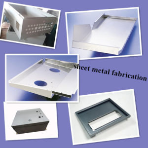 China Low Price Metal Fabrication for Vertical Panels (GL013) pictures & photos